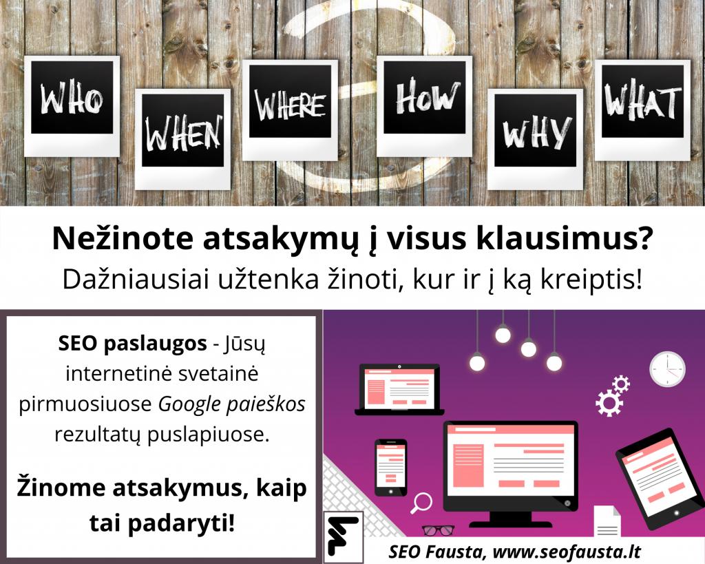 internetinė svetainė