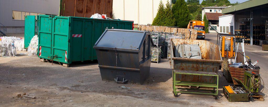statybinių atliekų utilizavimas