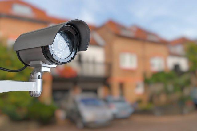 Namams skirtos vaizdo stebėjimo kameros